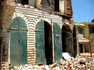 2010 Haiti Earthquake, Jacmel