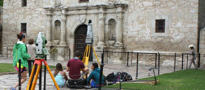 CHC at the Alamo